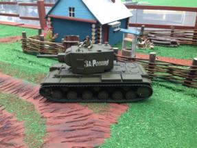 танки на радиоуправлении заказать