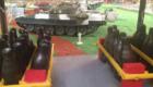 танковый полигон