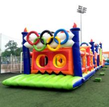 Олимпийский батут аренда