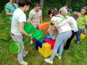 мягкий куб