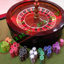 Фишки для казино, Американская рулетка