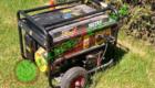 Генератор 5 Квт, электричество