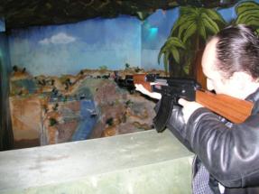 Страйкбольный АК-47 заказать