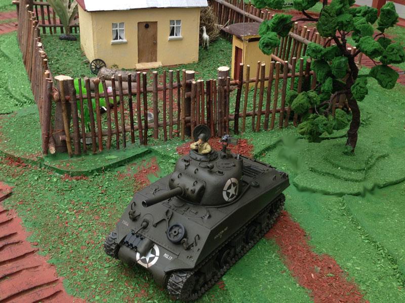 танки радиоуправляемые заказать в аренду