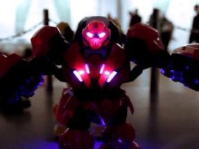 Аренда битва роботов