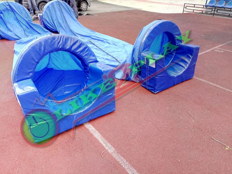 два туннеля для тимбилдинга