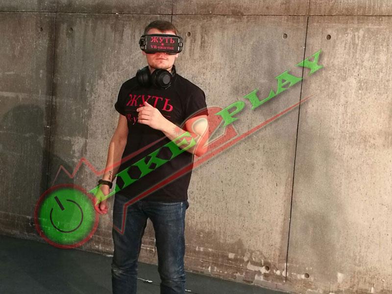 Виртуальная реальность очки вр