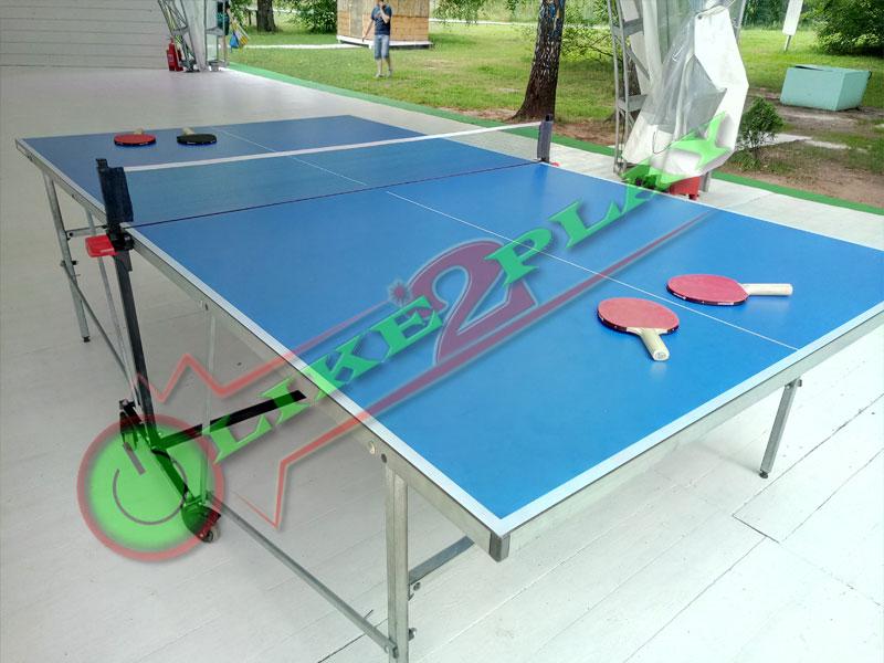 стол для игры в пинг-понг в аренду