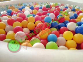 детский бассейн, сухой, шарики