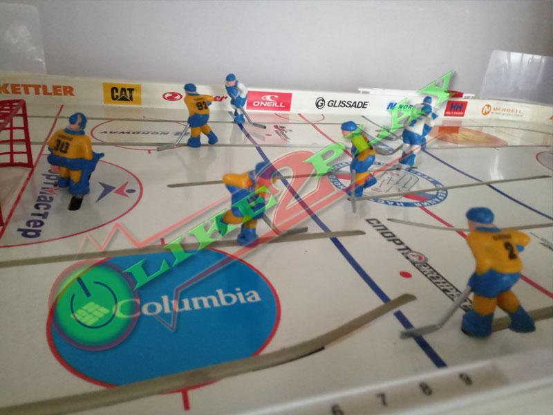 Хоккей настольный