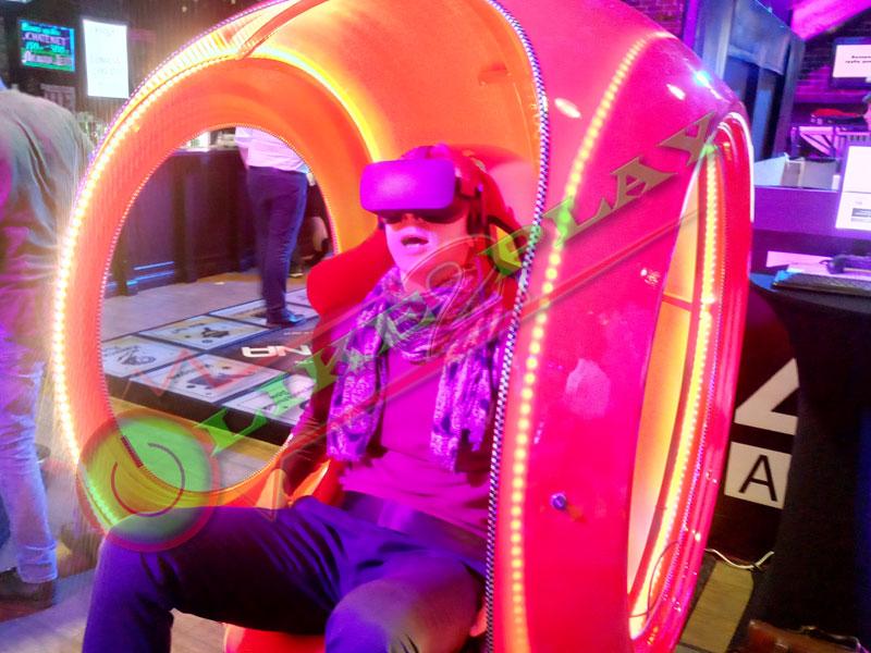 Виртуальная реальность, шатл вр