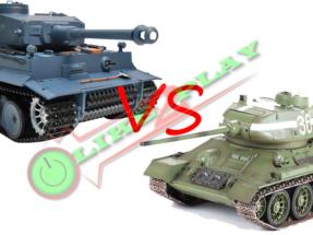 два танка, т-34, немецкий тигр, танковый бой в аренду,